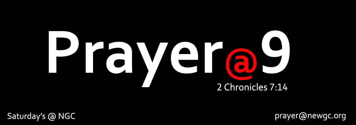Prayer@9banner